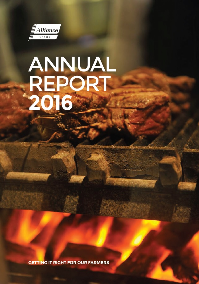 Alliance 2016 Annual Report
